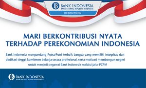 Rekrutmen bank Indonesia